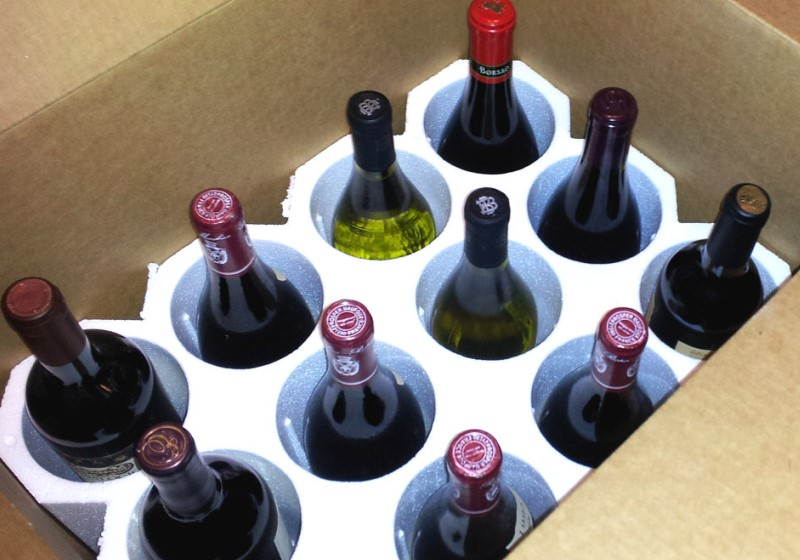 Special Packing Service for your wine Mauritius